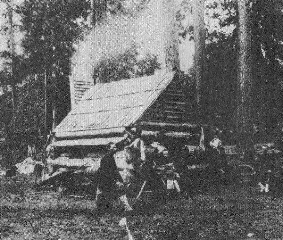 Lamon cabin 1861