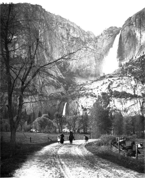 Yos Falls 1900