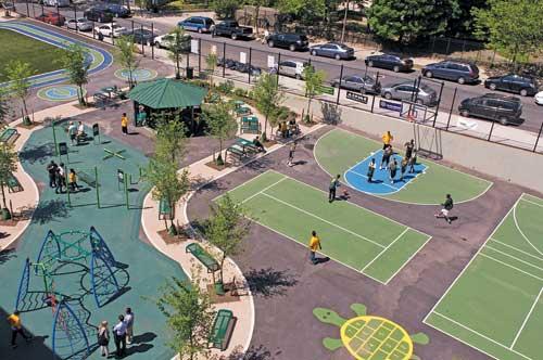 Bronx Playground